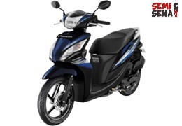 Harga Motor Honda Spacy Fi