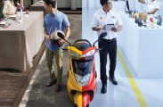 Sponsored Post: Oli Shell Advance Scooter Bikin Mesin Skutik Lebih Mulus