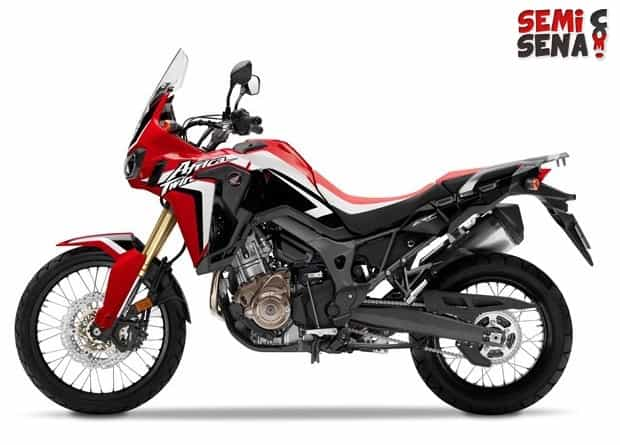 Review Honda CRF1000L Africa Twin
