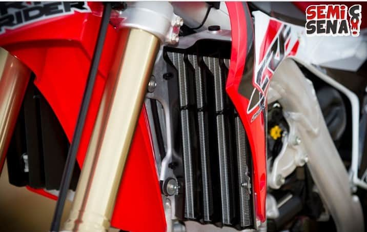 Review Honda CRF250R