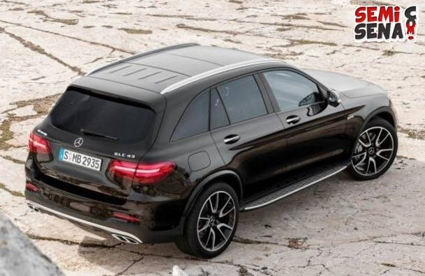 Review Mercedes Benz GLC 250 Exclusive