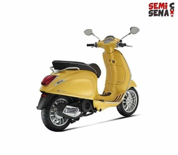 Review Vespa Sprint 150
