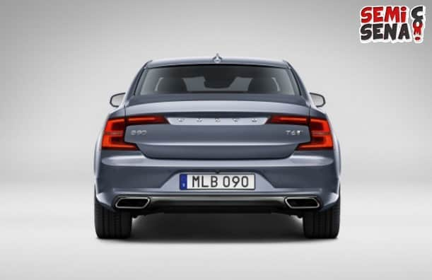 Review Volvo S90
