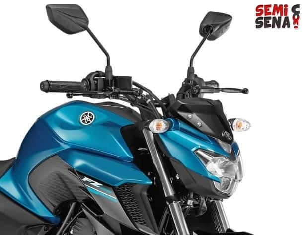 Review Yamaha FZ25