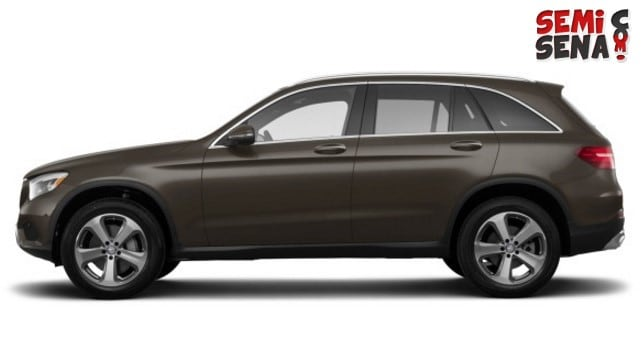 Spesifikasi Mercedes Benz GLC 250 Exclusive
