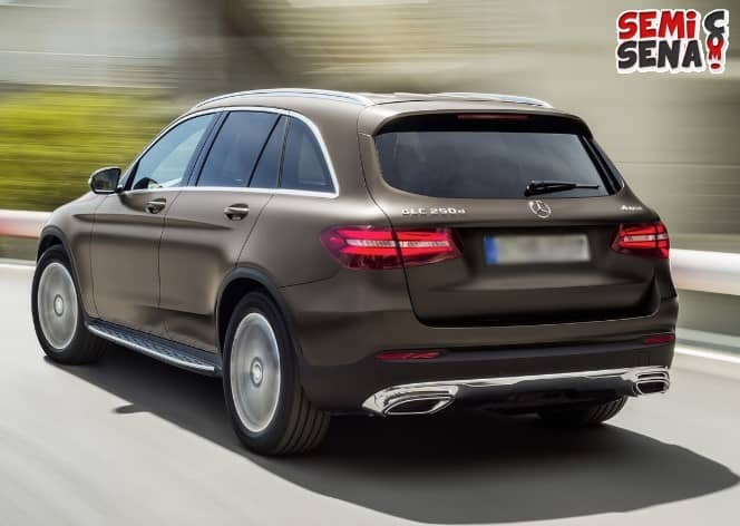 Spesifikasi Mercy Benz GLC 250 Exclusive