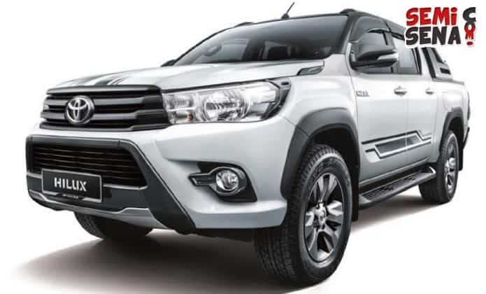 Toyota Hilux Special Edition Malaysia