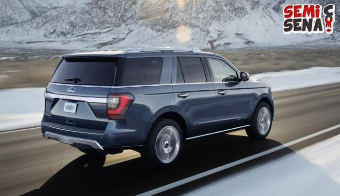 ford luncurkan full-size suv bertajuk ford expedition 2018