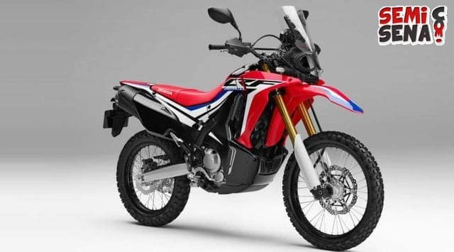 Catat! Honda CRF250 Siap Dirilis 3 September 2017 di Indonesia