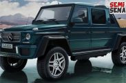 G-Class Maybach Eksklusif Segera Dirilis Mercy