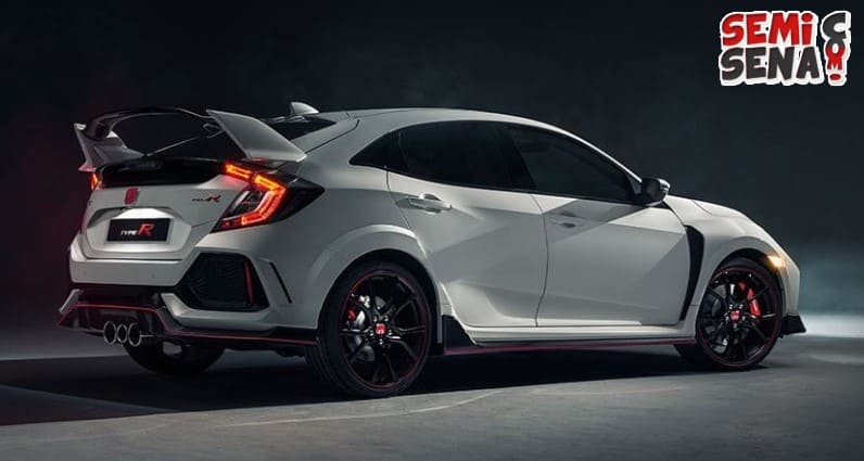 Review Honda Civic Type R