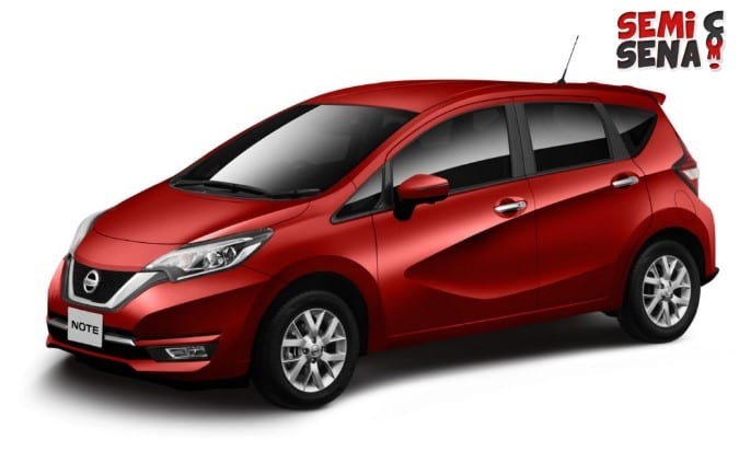 Review Nissan Note