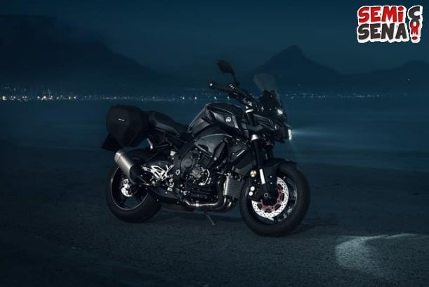 Review Yamaha MT 10 Tourer Edition