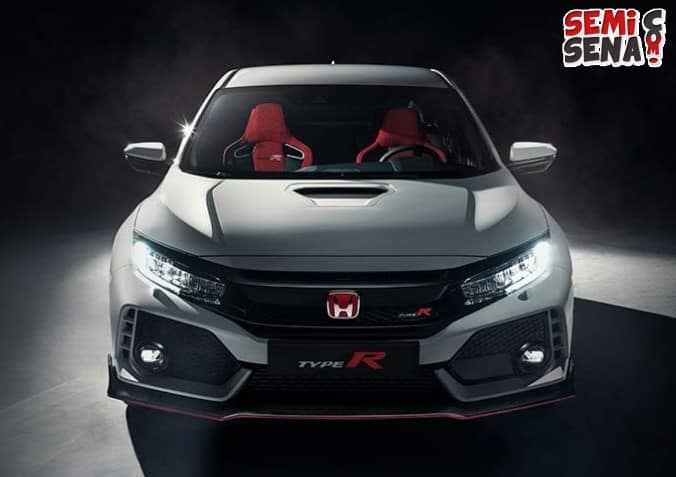 Spesifikasi Honda Civic Type R