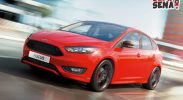 Ford Merilis Focus Limited Edition