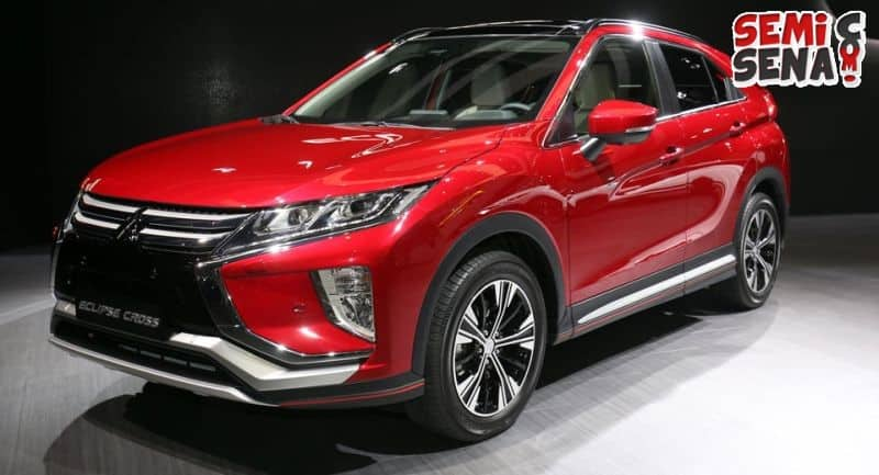 Siap Diluncurkan, Mitsubishi Eclipse Cross Adopsi Teknologi Lancer Evolution