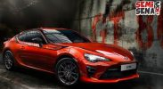 Toyota Rilis GT86 Tiger Limited Edition