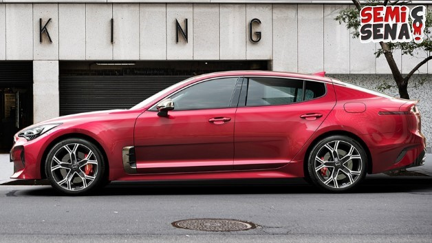 Review Kia Stinger