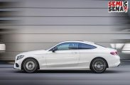 Meluncur, Mercy C 43 AMG Coupe Bandrolnya Rp 1,4 M