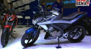 "Yamaha Merilis ""All New"" V-Ixion di IIMS 2017"