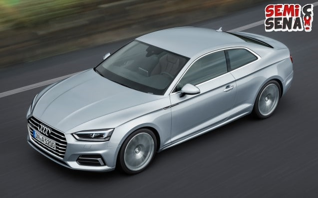 Harga Mobil Audi A5 Coupe