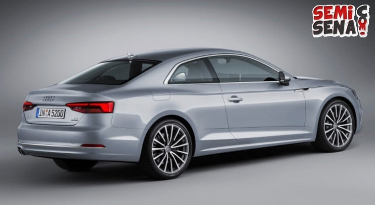 Mobil Audi A5 Coupe