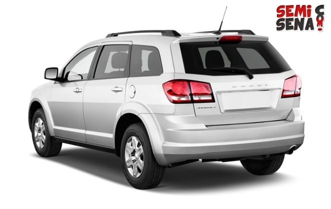 Review Dodge Journey