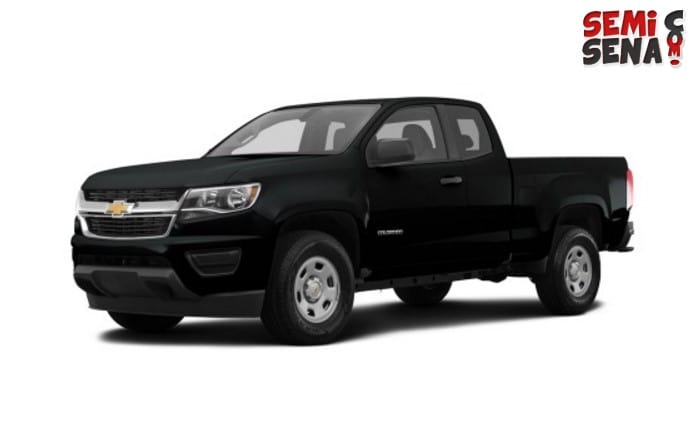 Spesifikasi Chevrolet Colorado