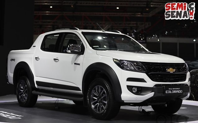 Chevy Luncurkan Pick Up Colorado Di Iims 2017