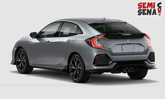 Harga Honda Civic Hatchback Turbo
