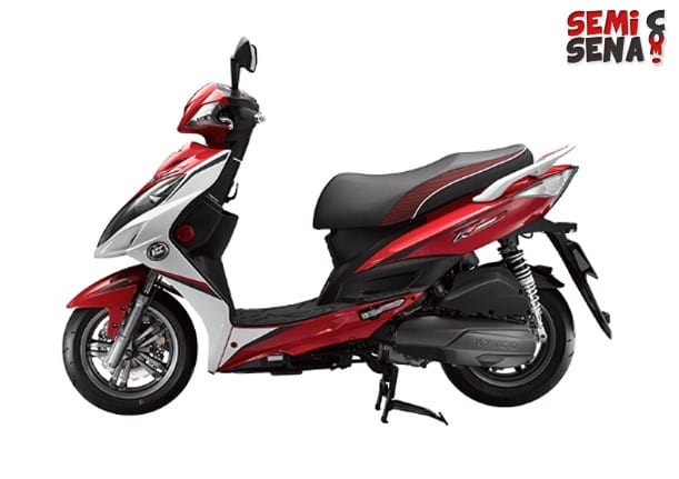 Harga Motor Kymco Racing King 150i