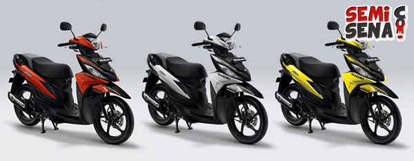 Harga Motor Suzuki Address Playful