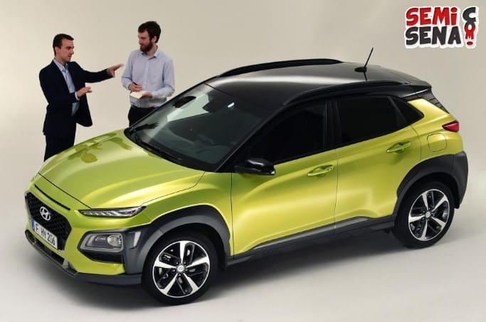 Review Hyundai Kona