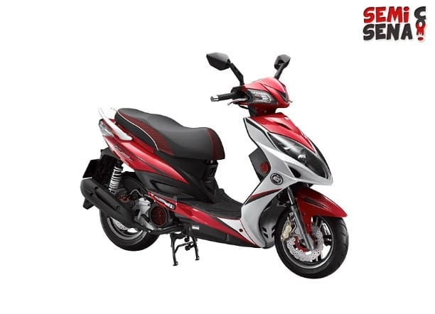 Review Kymco Racing King 150i