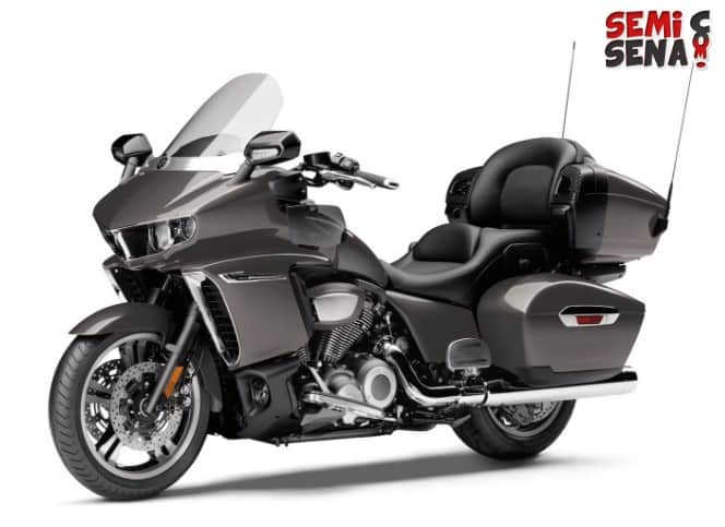 Review Yamaha Star Venture