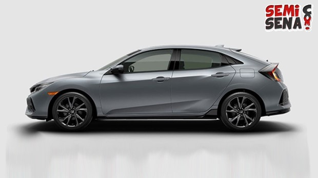Spesifikasi Honda Civic Hatchback