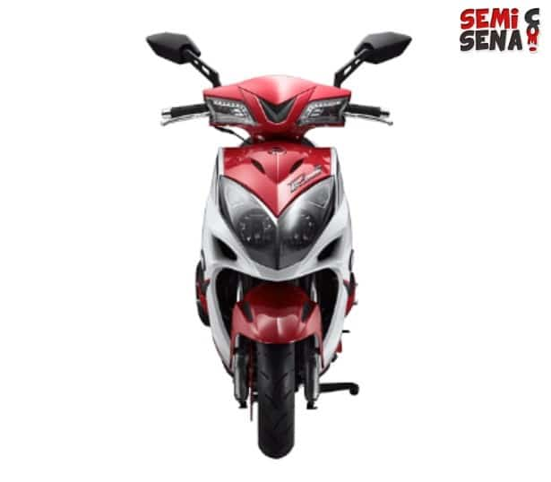 Spesifikasi Kymco Racing King 150i