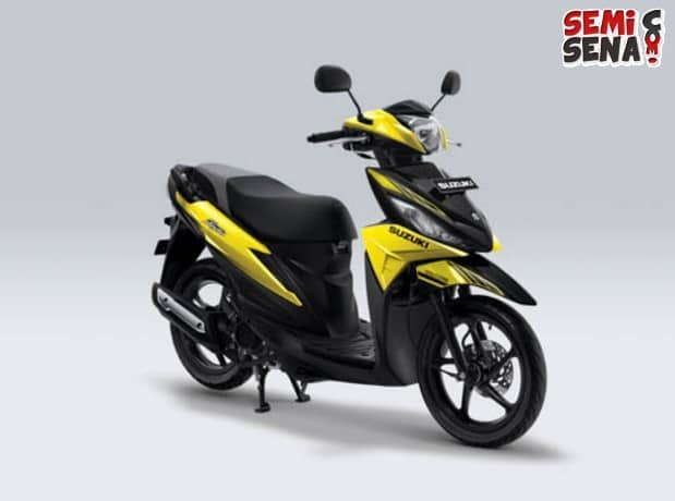 Spesifikasi Suzuki Address Playful