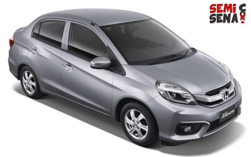 Sedan Brio Limited Edition Meluncur