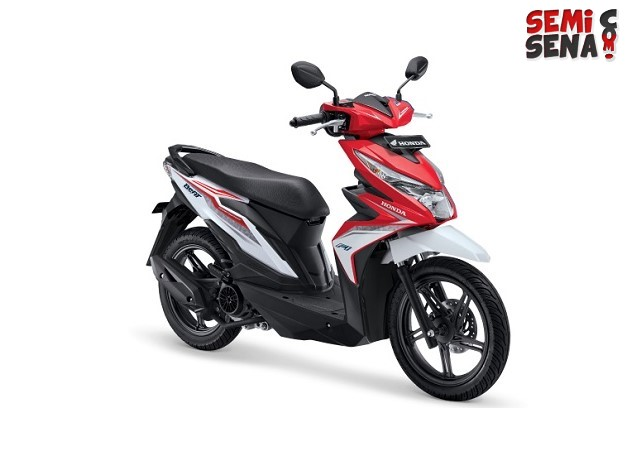 Motor Matic Murah All New Honda Beat