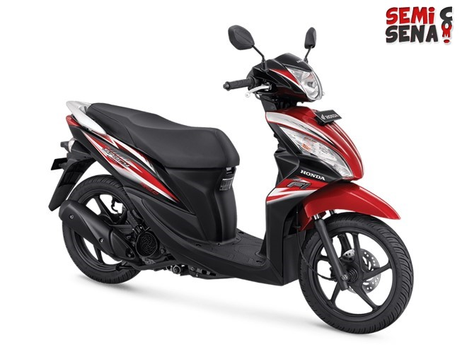 Motor Matic Murah New Spacy Fi