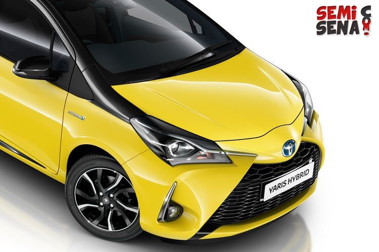 Toyota Luncurkan Yaris Yellow Edition