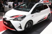 """Toyota Buat Yaris """"Supercharged"""" Limited Edition"""