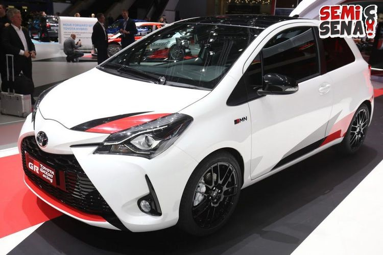 "Toyota Buat Yaris ""Supercharged"" Limited Edition"