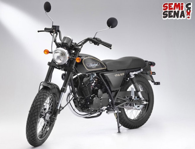 Harga Motor Cleveland Cyclewerks Ace Deluxe