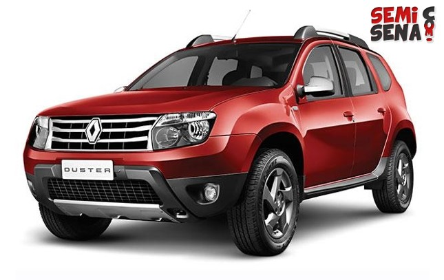 Mobil Irit Renault Duster 1.5 Dci RXL MT
