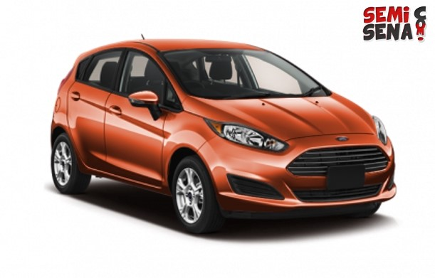 Mobil Paling Irit Ford Fiesta 1.5 L S AT