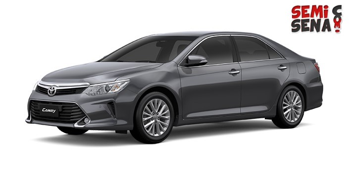 Review Toyota Camry