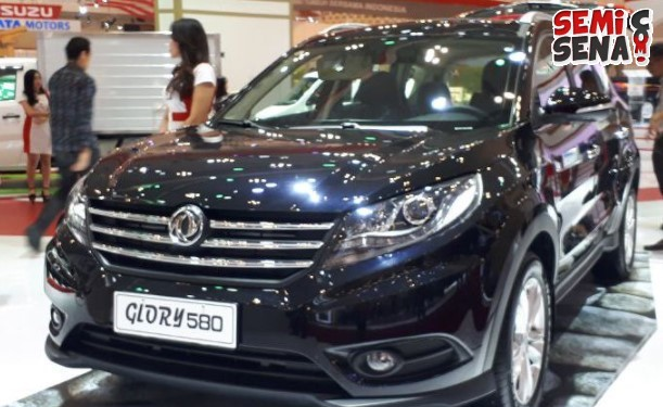 SUV China Mejeng Di GIIAS