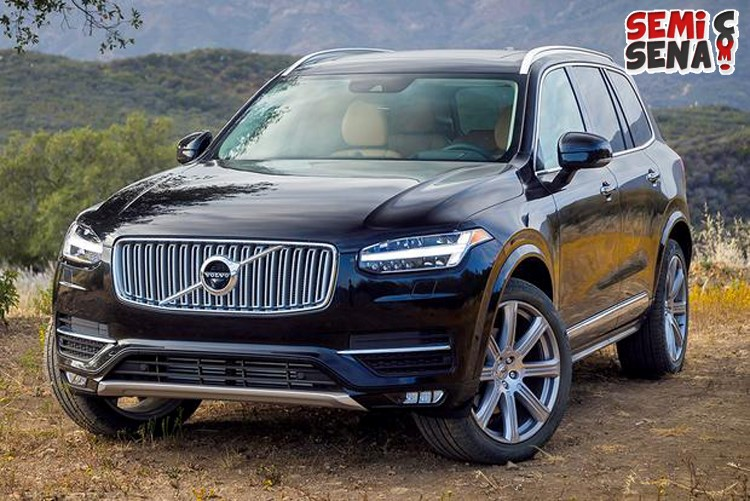 "4 Volvo ""Reborn"" Bakal Debut di Indonesia"